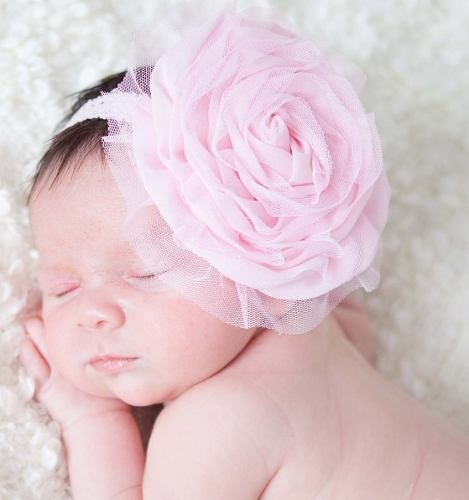 Cintillos Para Bebes Y Niñas - BsF 480,00 en MercadoLibre