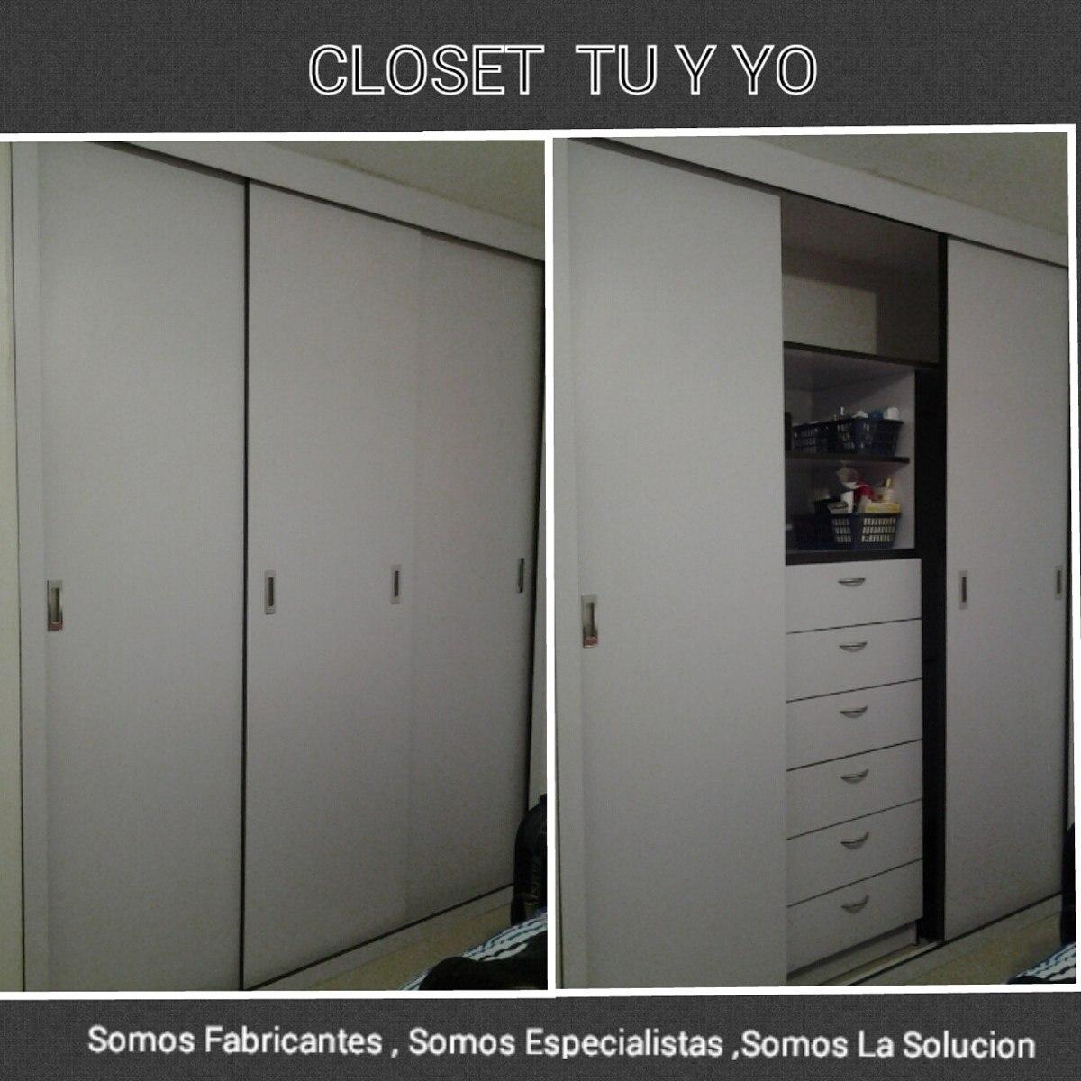 Muebles closet norte 20170905135935 for Fabrica de closet