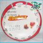 Pyrex Para Pie / Envase Vidrio Redondo Marinex 27cm Diametro