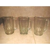 3 Vasos De Vidrio