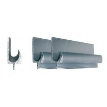 Perfil De Aluminio Tirador En U De Embutir Herraje De Cocina