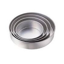 Moldes Para Tortas Juego De 5 Piezas De Aluminio