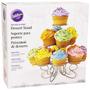 Wilton Base Decorativa Para 13 Cupcakes Dulces Reposteria