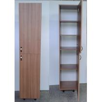 Mueble Despensa De 200 X 45 X 45 En Mdp Forrado En Melamina