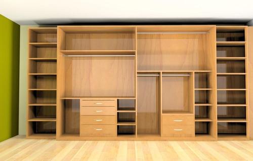 Cocinas, Closet, Vestier, Muebles De Sala Y Tv