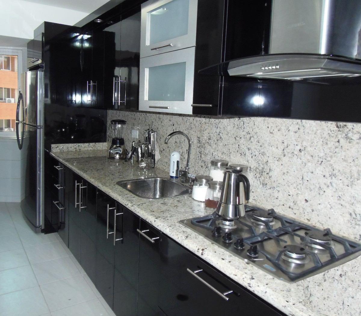 Cocinas modernas empotradas imagui - Cocinas con encimera de granito ...