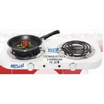 Cocina Electrica 2 Hornilla Mlplus
