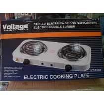 Cocina Eléctricas 2 Hornillas Portátil Nuevas