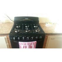 Cocina Mabe A Gas C/horno 6 Hornillas Encendido Eléctrico