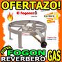 Wow Fogon Reverbero A Gas 1 Quemador El Fogoner Cavegas Wow