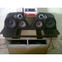 Sonido Profesional Sound Cars Combo Oferta Oportunidad