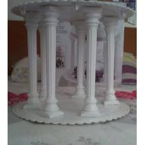 Base Para Tortas De Columnas Romanas Wilton