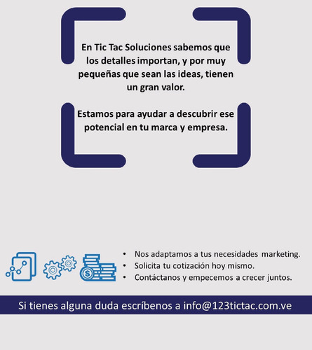 Community Manager.@123tictac.social Media.marketing Digital.