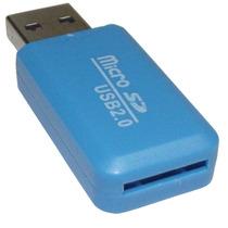 Lector De Memoria Micro Sd 32g Usb 2.0 Pendrive Clase 4