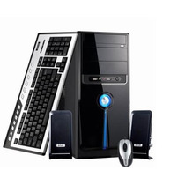 Computadora Intel Dual Core 500gb Y 2gb Ram