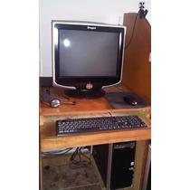 Cumputador Pentium 4 Con Tarjeta De Video