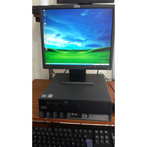Pentium 4 2.8 512 Ram Disco Duro 80gb +monitor