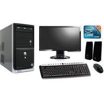 Computadora I3, Dd 500gb, 4gb Ram, Dvd, Monitor Y Mas...