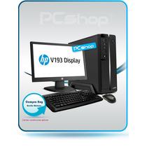 Computadora Con Monitor Led, 4gb Ram, Dd 500, Teclado, Mouse