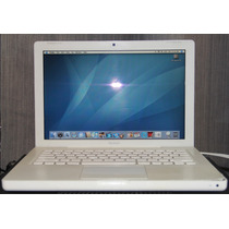 Apple Macbook 2.1 Portatil 1.83 Ghz Monitor De 13 Dd120gb