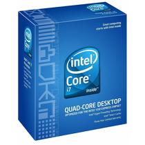 Cpu. Intel Core. I7 920. Quad Core. 2.66ghz. 4core.8subcores