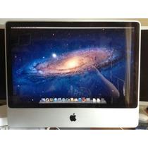 Vendo Apple Imac 24 2,66ghz 2009 4gb Ram 640dd Wifi