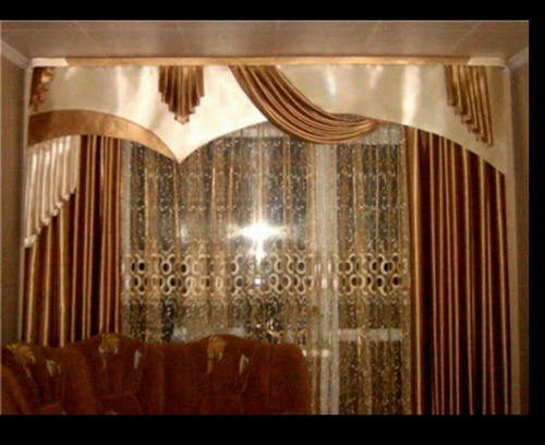 Pin confeccion cortinas cenefas jpg pictures on pinterest for Confeccion cortinas