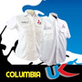 Camisas Tipo Columbia Y Corte Clasico Para Uniformes