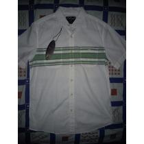 Camisa Pima Cotton Talla M Para Caballero