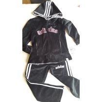 Conjunto De Niña Adidas Talla 5