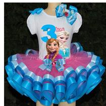 Conjuntos Tutu Frozen Faldas Tutu Dora Rapunsel Tutu Sofia