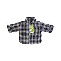 Camisa Manga Tres Cuartos De Niño - Lemon (ref C2)