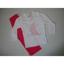 Conjunto Pijama Para Niñas Marca Bambino Varios Colores