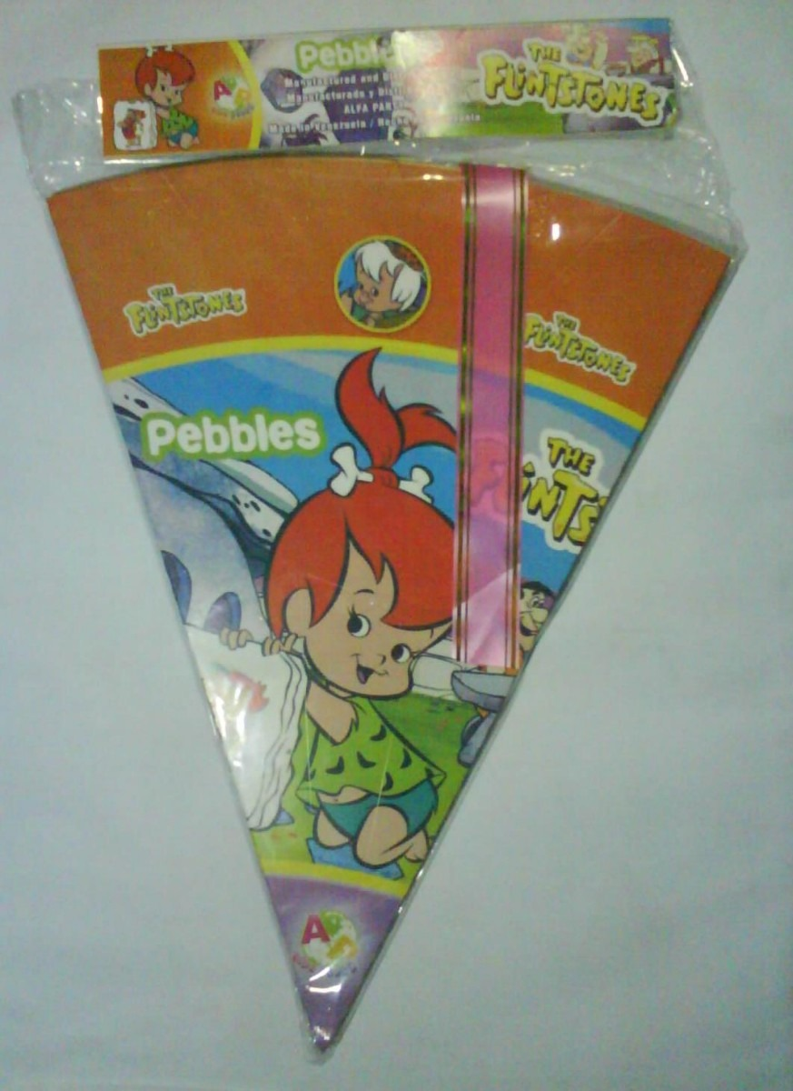 Cono Pebbles, Bam Bam, Princesas, Y + Para Cotillones. - BsF 38,00 ...