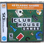 Club House Games Nintendo Ds