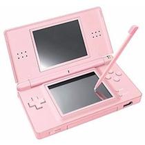 Consola Dsl Nintendo Ds Lite Nueva En Caja