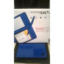 Nintendo Dsi Xl Azul Completamente Nuevo