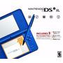 Nintendo Ds Xl Doble Camara Wifi 100% Original Sellada Nueva