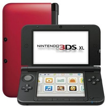 Nintendo 3ds Xl + 3 Juegos 3d Originales Nuevos Sellados