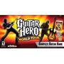 Juego Completo De Guitarra Guitar Hero World Tour Wii. Nuevo