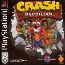 Play One Con Un Control Cables En Su Caja Y Juego De Crash