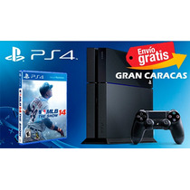 Consola Playstation 4 - Ps4 - 100% Nuevos + Juego Original