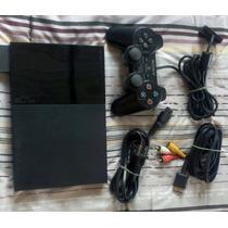 Play Station 2 Modelo Scph 90001 Lente Y Flex Nuevo