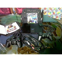Se Vende Play 2 Slim Con Memoria De 32 Gb 15 Juegos