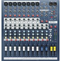 Consola Soundcraft Epm8 8 Canales