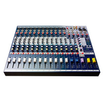 Consola Soundcraft Efx12 12 Canales