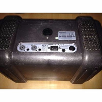 Consola Portatil Amplificada 1000w Sound Craft
