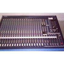 Consola Yamaha Mg24 / 14fx Con Su Case
