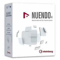 Consola Virtual Steinberg Nuendo 4.3 32/64bits
