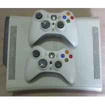 Xbox 360 Arcade Chipeado 20gb Disco Duro